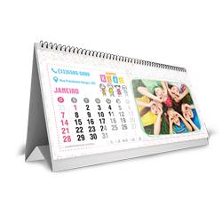 Calendário Off Set 10x20cm 12 Páginas (MB1382.1018)