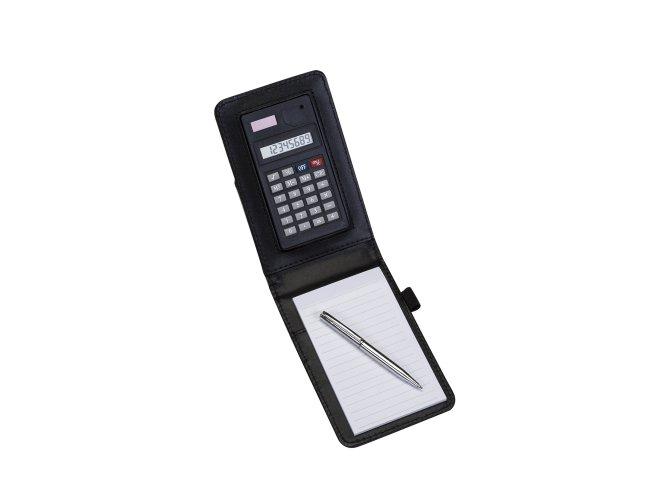 Bloco de Anotações Calculadora e Caneta XB12147 (MB1720.1017)