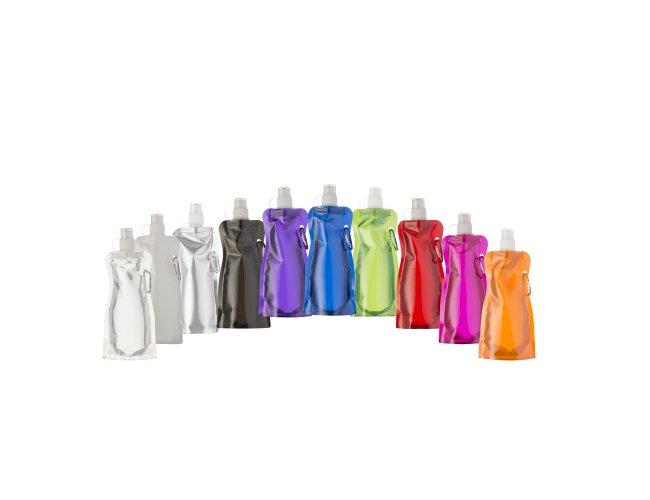 Squeeze Dobrável Plástico 480ml XB12459 (MB1210.0321)