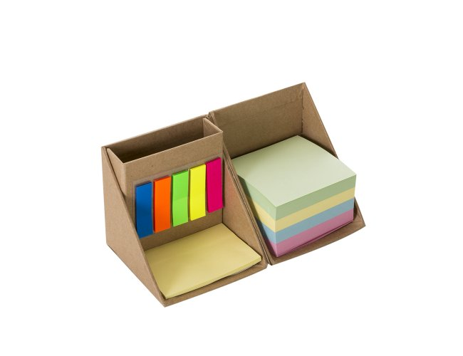 Porta Caneta e Bloco com Post-It  XB12516 (MB1850.0919)