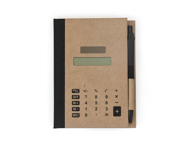 Bloco de Anotações com Calculadora XB12737 (MB1840.0918)