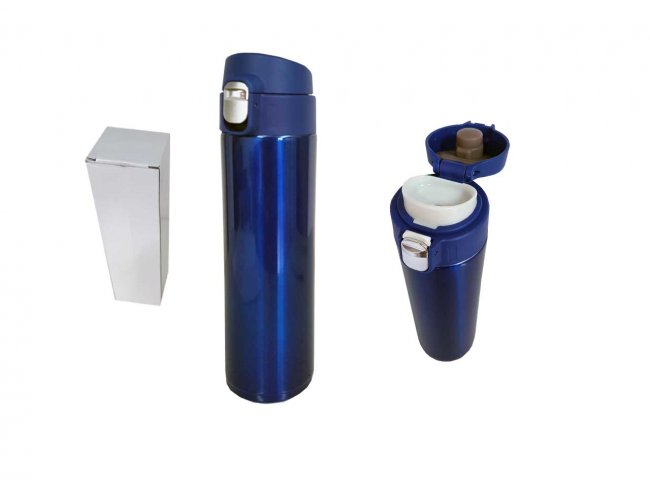 Garrafa Metal/Inox Térmica 425ml PT143386 (MB11636.0621)