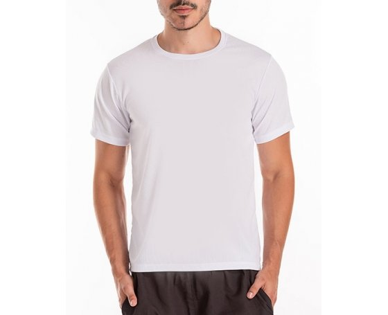 Camiseta Dry Fit Branca (MB11527.1119)