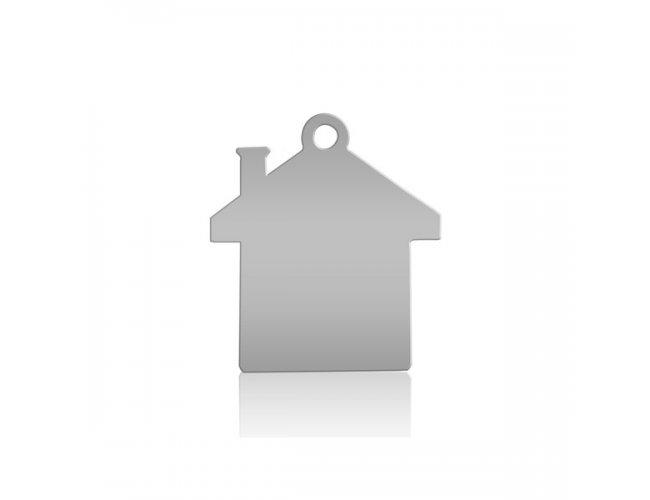 Chaveiro de Alumínio Casa HGC53 (MB1024.1019)