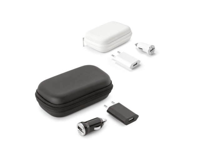 Kit de Carregadores USB SP57326 (MB11610.0219)