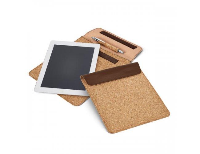 Bolsa para Tablet Cortiça 22x27cm SP92278