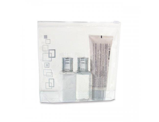 Necessaire em PVC SP92720 16,5x18,5x4cm (Frascos não inclusos)(MB1148.0719)
