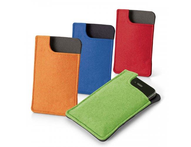 Bolsa para Celular Feltro 8,3x13,4x0,6cm SP93254 (MB1066)