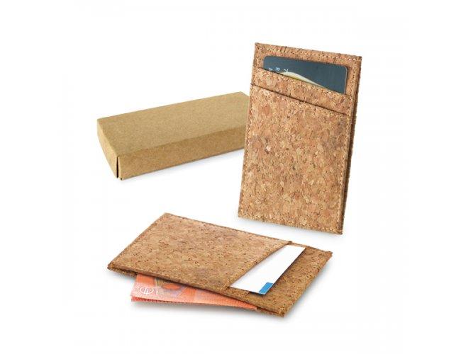 Porta cartões de Cortiça SP93319 (MB12269)