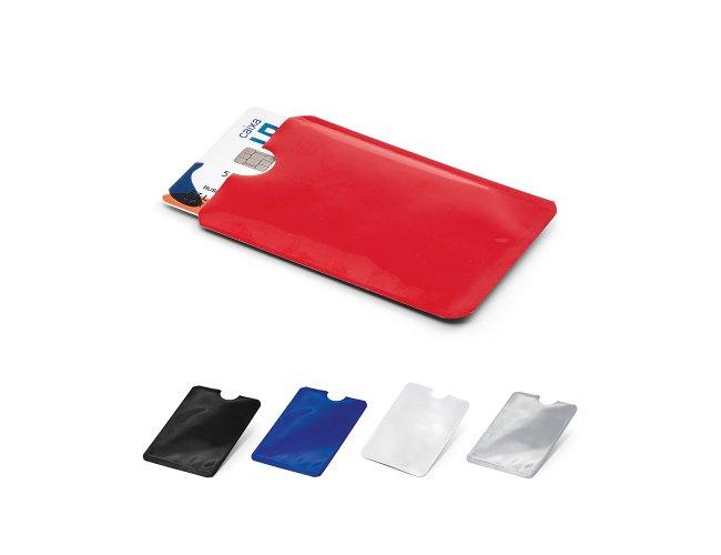 Porta Cartão De Alumínio SP93333 (MB1043)