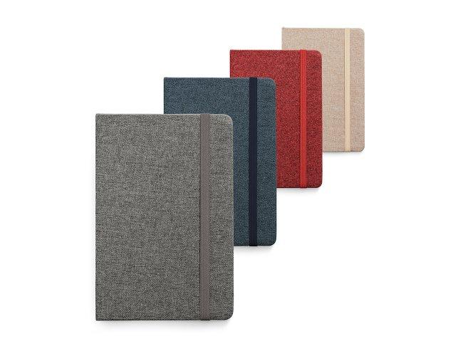 Caderno Capa Dura Com Tecido 13,7x21cm SP93591 (MB11120)