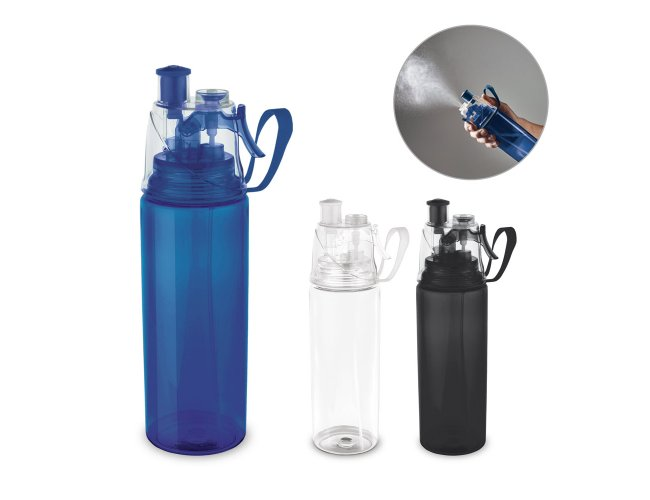 Squeeze Plástico com Borrifador 600ml SP94632 (MB11427.0720)