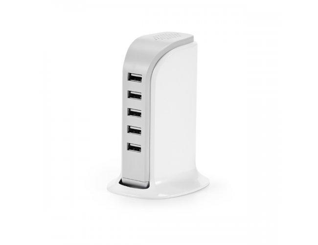 Carregador USB 5 Saídas SP97154 (MB13482)