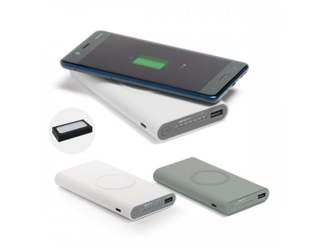 Power Bank 11.000mAh Indução SP97902 (MB16498.0419)