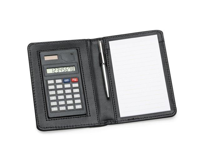 Bloco de Anotações com Calculadora XB11948 (MB1900.1019)