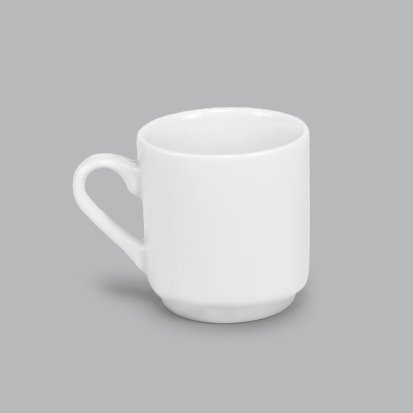 Caneca de Porcelana 200ml BV06 (MB1478.0218)