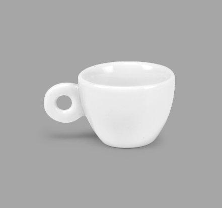Xícara de Porcelana 120ml BV335 (MB1493.0521)