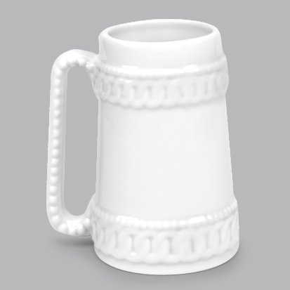 Caneca Chopp de Porcelana 900ml BV56 (MB12755.0920)