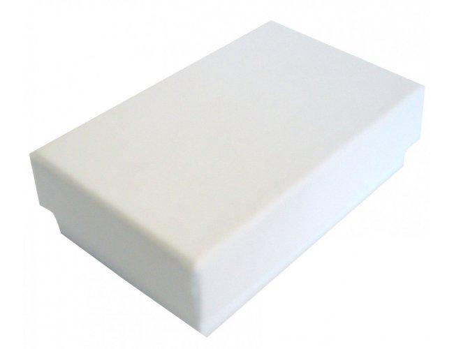 Caixa em cartonagem 12x10x4cm