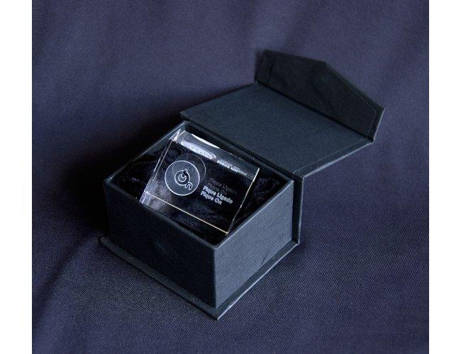 Cubo de Cristal 5x4x4cm