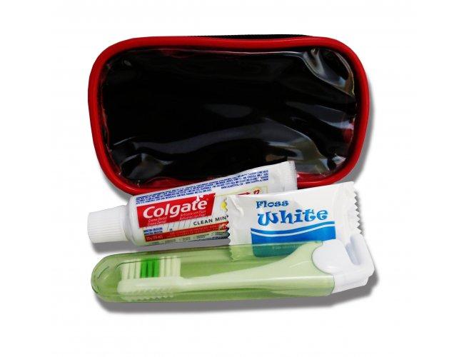 Kit Higiene Bucal 4pçs CDCK058 (MB1901)