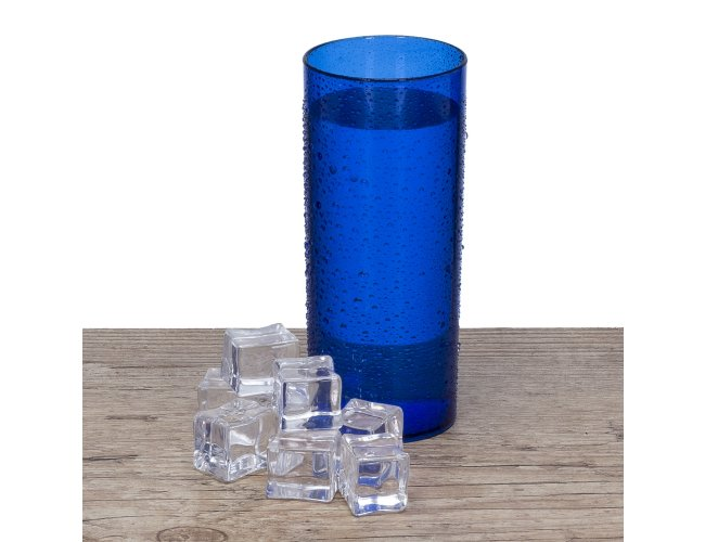 Copo Long Drink Acrílico 350ml PS (MB1151.0721)