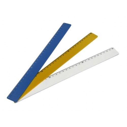 Régua Plástica 30cm CYB142 (MB1062.0120)