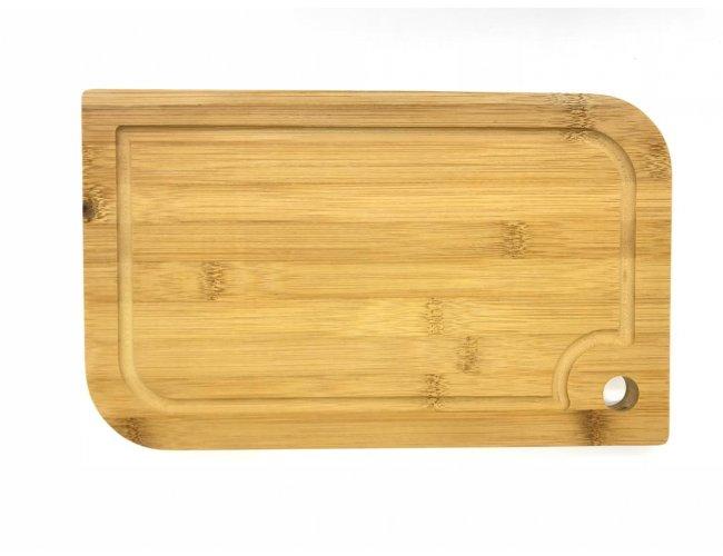 Tábua de Bambu 33x20x1,5cm GSTBZ1204