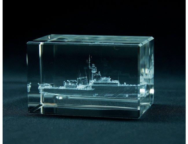 Cubo de Cristal 10x6x6cm KC02