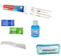Kit Higiene Completa 6 pçs