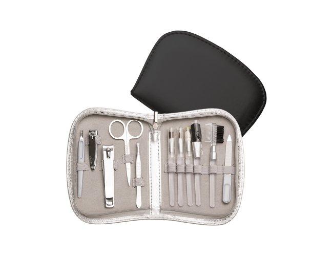 Kit Manicure e Maquiagem 11 Peças XB13771/PT143318 (MB11620)