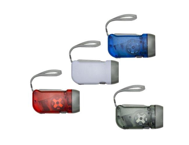 Lanterna Dínamo 3 Leds XB1291 (MB1289.0320)