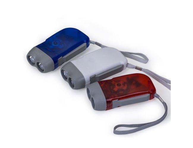 Lanterna Dínamo 2 Leds XB2602/PT141864 (MB1324.1219)