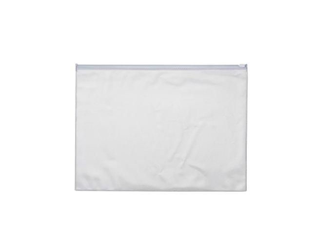 Pasta Zip em PVC Cristal 25x35cm XB13253 (MB1250.0421)
