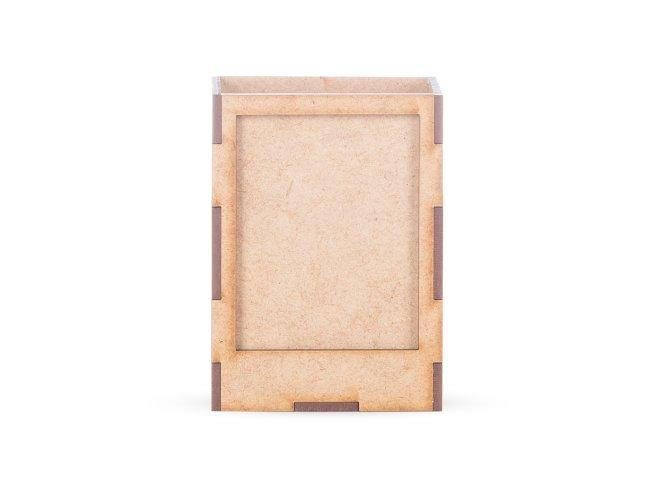 Porta Caneta em MDF com Porta Foto XB13855 (MB1470.0420)