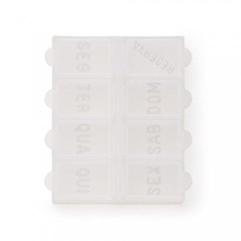 Porta Comprimido Semanal XB13592 (MB1120.1219)