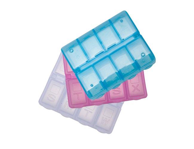 Porta Comprimido Semanal XB18517 (MB1129)