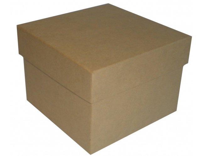 Caixa em Cartonagem 12x12x9cm CEQD14 (MB1719.0818)