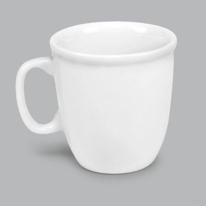 Caneca de Porcelana 350ml BV04 (MB1973.0121)