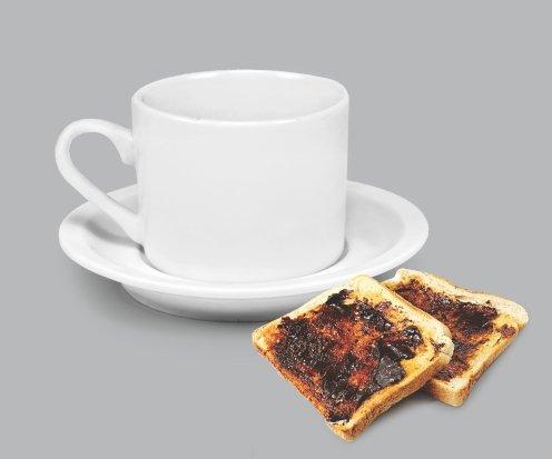 Xícara de chá c/ Pires 200ml BV13 (MB11153.0318)