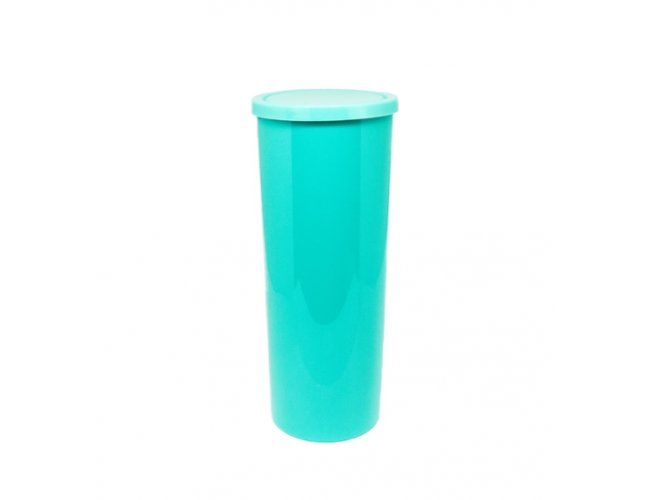 Copo Long Drink com Tampa 320ml  PF1026