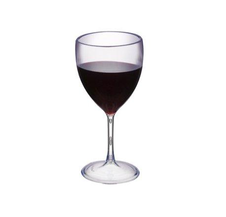 Taça de Vinho Acrílico 300ml PF1006