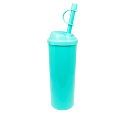 Copo Long Shake com Tampa 320ml PF1024