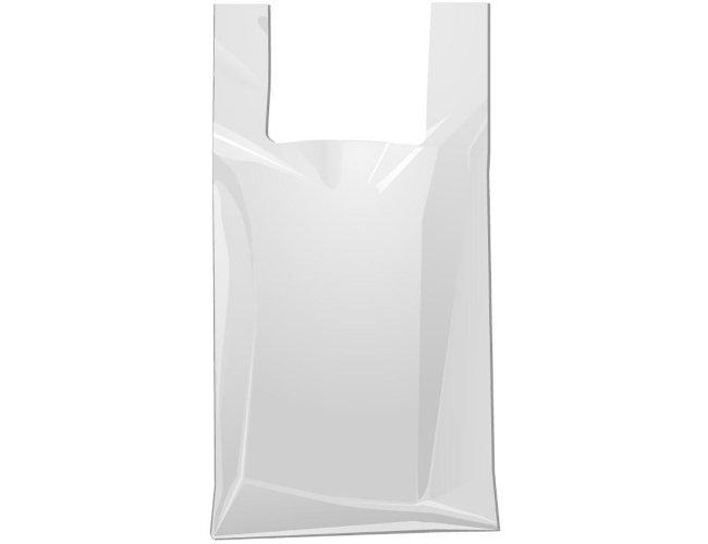 Sacola Plástica Alta Intensidade Alça Camiseta SPAC30X40 (MB1028.0719)