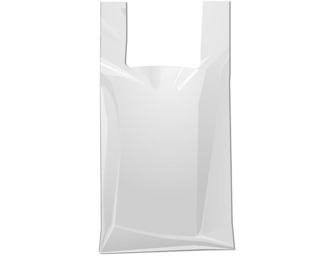 Sacola Plástica Alça Camiseta SPAC30X40 (MB1025.0918)